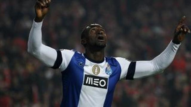 Liga - Atleti want Porto's Martinez - report