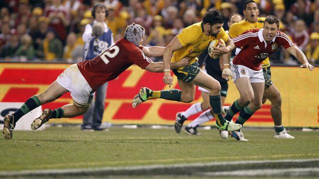 Lions Tour - Australia not great, but will get better - Ashley-Cooper