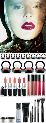 NEW! MAC Heavenly Creature limited edition make-up collection