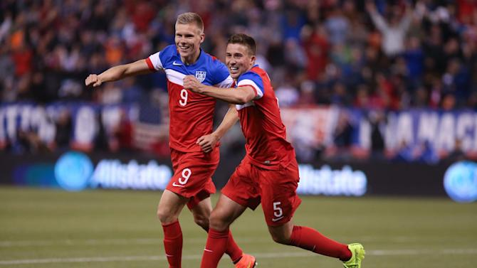 International friendlies - US overcome Azerbaijan in World Cup warm-up