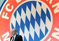Bayern Munich president Uli Hoeness, pictured in 2011, has hit out at UEFA over ticket prices for the Champions League final that he fears will exclude many of the club's fans