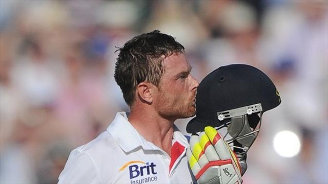 Ashes - England's tour opener ends in draw