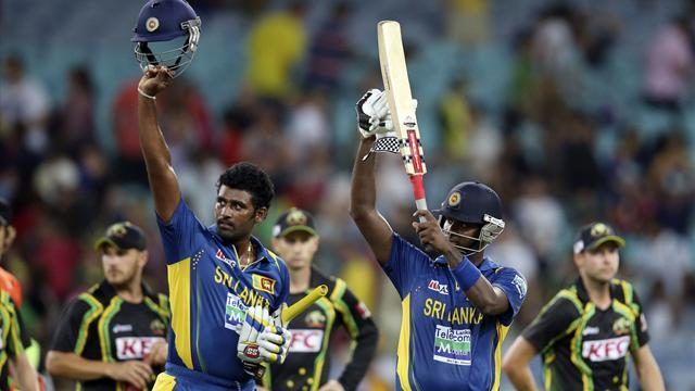 Cricket - Warner knock in vain as Sri Lanka beat Australia