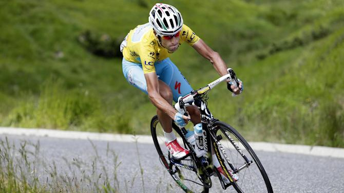 Tour de France - Nibali makes history with fourth win at Hautacam