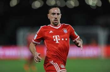 Ribery, Aguero & the players injured or suspended for Champions League last 16