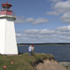 Cape Breton's Gabarus lighthouse saved from the sea