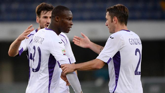 Video: Chievo vs Fiorentina