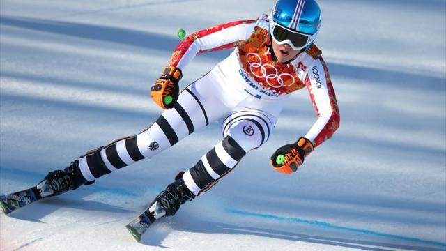 Olympic Games - Slalomers lead way as Sochi makes up for lost time
