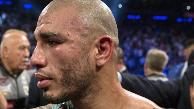 Boxing - Cotto dominates Martinez at the Garden
