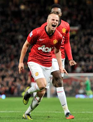 Tom Cleverley is hoping to add more goals after opening his account for Manchester United on Wednesday
