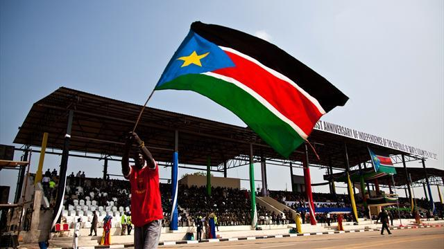 World Football - South Sudan to play first competitive match