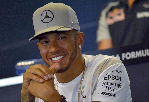 "Mercedes driver Lewis Hamilton says winning the Belgian Grand Prix is still his goal, but admits it will be ""very, very hard"""