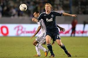 Whitecaps part ways with DP midfielder Robson