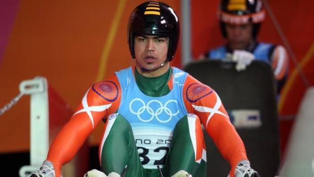 Luge - Indian luge pioneer fears slide into oblivion