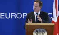 EU Summit: Cameron 'Committed To Saving Euro'