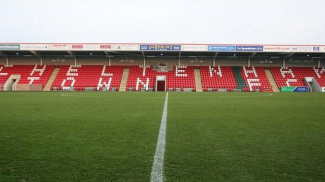 League Two - Hooman set to miss three months