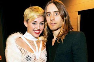 Miley Cyrus and Jared Leto, a couple?
