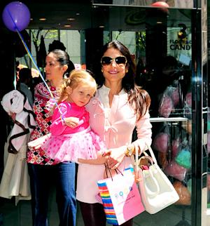 Bethenny Frankel Reunites With Jason Hoppy at Daughter Bryn's 3rd Birthday Party
