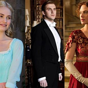 'Downton Abbey' Stars Head for Hollywood in New British Invasion as Series Nears End