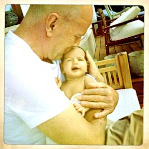 Meet Bruce Willis' Baby Daughter Mabel Ray, 1 Month!