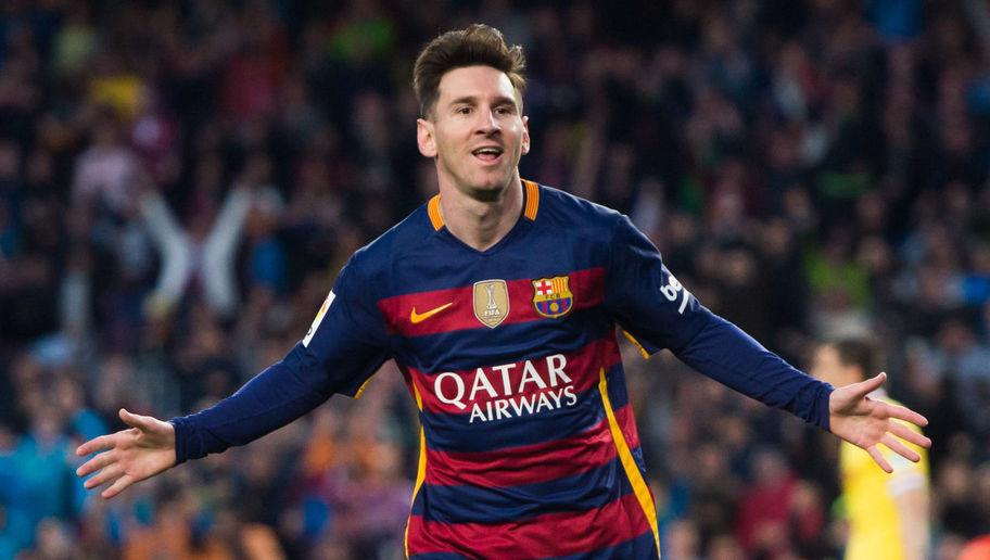 2. Lionel Messi - Barcelona: £17m-a-Year