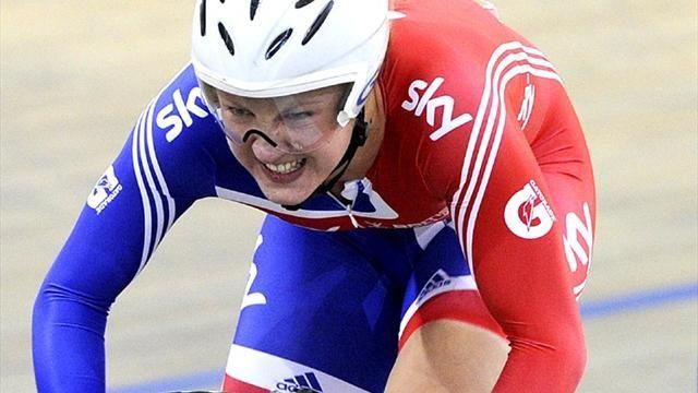 Cycling - Double bronze for British team at cycling World Cup