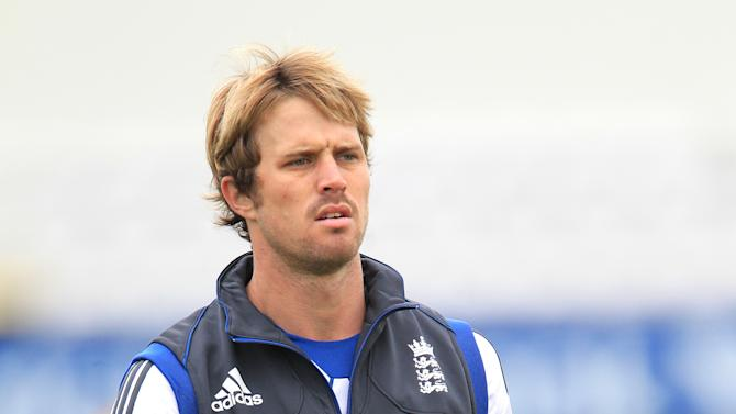 Nick Compton has played in all four Tests on England's tour of India