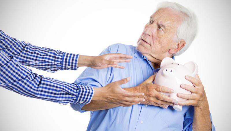 Una sconosciuta di nome pensione