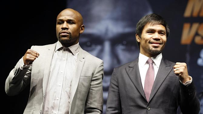 Boxing - Poll: Floyd Mayweather and Manny Pacquiao nowhere near boxing's greatest