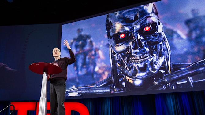 Is the AI apocalypse a tired Hollywood trope, or human destiny?