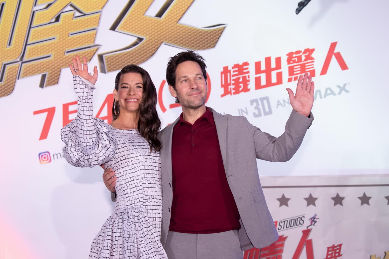 <p>而見到台灣媒體的兩人也用中文問候並對台灣影迷示愛,保羅路德更表示1到100分的話,台灣給他留下了150分的好印象,親和力爆表。 </p>