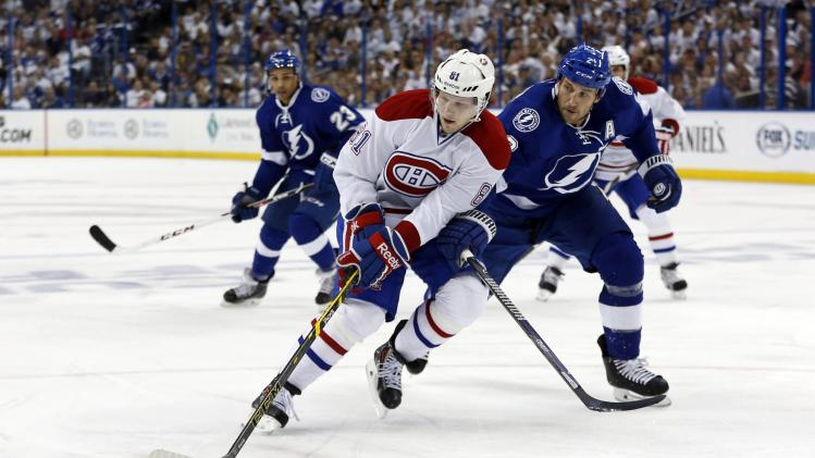 Montreal Canadiens v Tampa Bay Lightning - Game Two