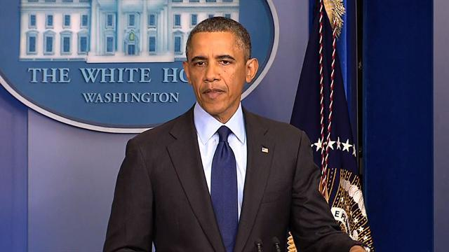 "Obama on Boston bombers: ""They failed"""