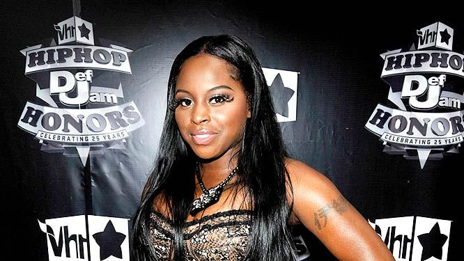 Foxy Brown Hip Hop Hnrs