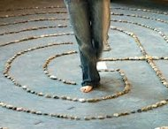 Reduce Stress, Walk A Labyrinth