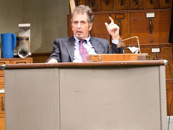 'Glengarry Glen Ross': Were Critics Sold on Revival Starring Al Pacino?