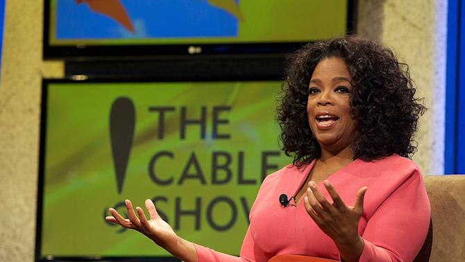 Oprah Winfrey The Cable Show