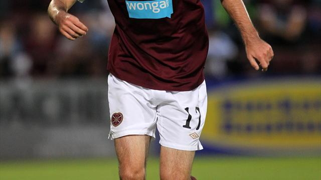 Football - Hearts prepare to lose McGowan