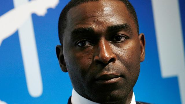 Football - Drunk Irishmen jailed for racially abusing Andrew Cole