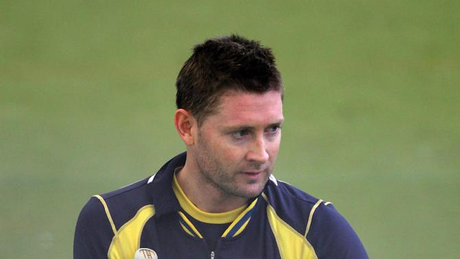 Michael Clarke's Australia side will take on South Africa in a three-Test series