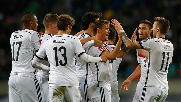 Euro 2016 qualifiers: Germany survive scare, Poland, Romania and Albania secure Euro berth