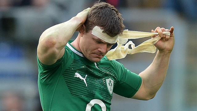 Rugby - O'Driscoll banned for three weeks, out of Wasps clash