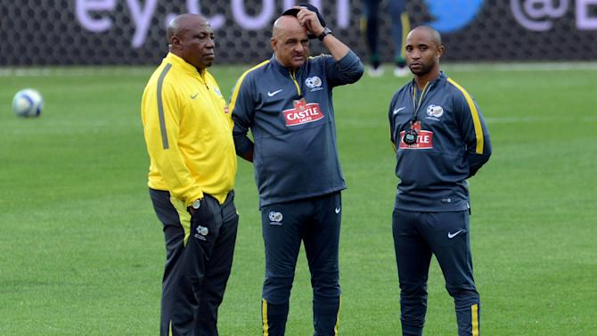 Mokotjo and Lebusa called up to Bafana for Costa Rica and Honduras friendlies
