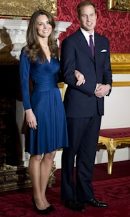 Kate Middleton gets engaged to Prince William