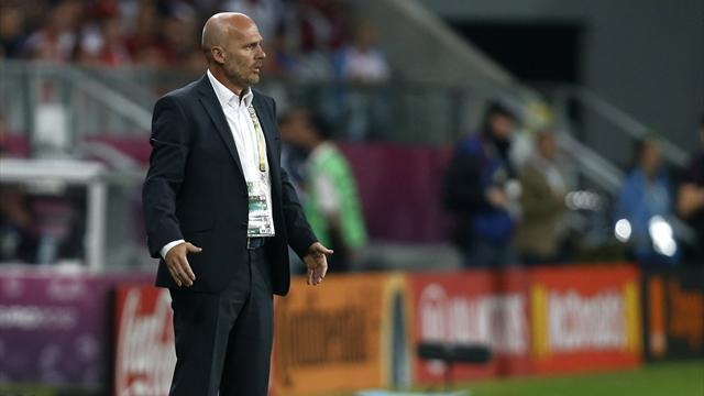 World Cup - Czech coach Bilek quits after Italy loss
