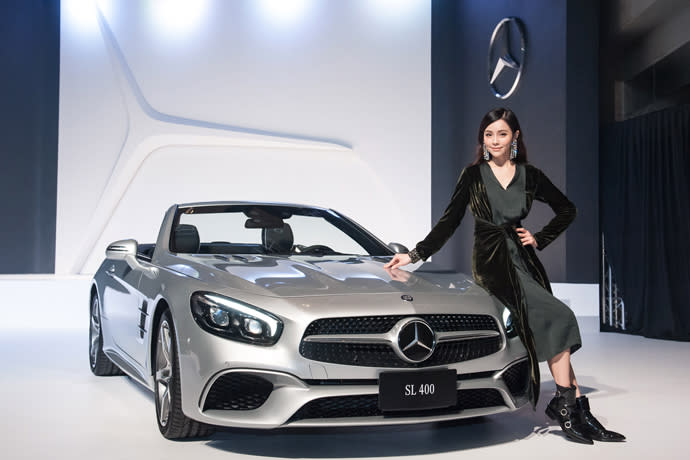 Mercedes-Benz SL & SLC 驚艷現身