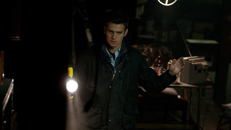 Vanishing on 7th Street 2011 Magnolia Pictures Hayden Christensen