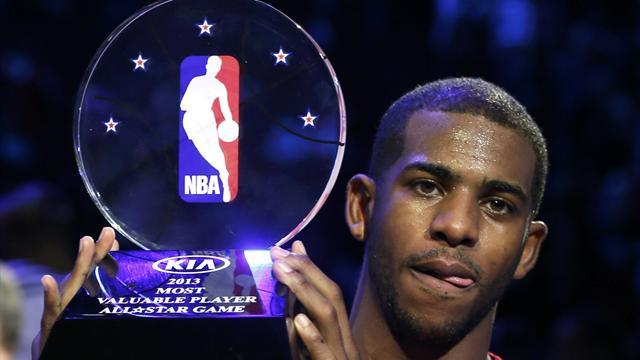 NBA - Clippers and Paul agree to five-year £70m million extension