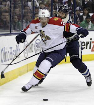 Johansen, Jenner goals lift Jackets over Panthers