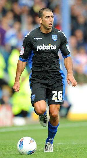 Tal Ben Haim has finally parted company with Portsmouth
